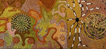 Honey Ant Dreaming c. 1997
